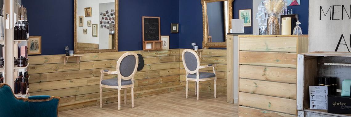 intérieur salon Inside st Avertin