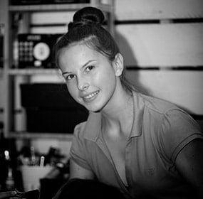 Erin apprentie esthéticienne Inside Amboise